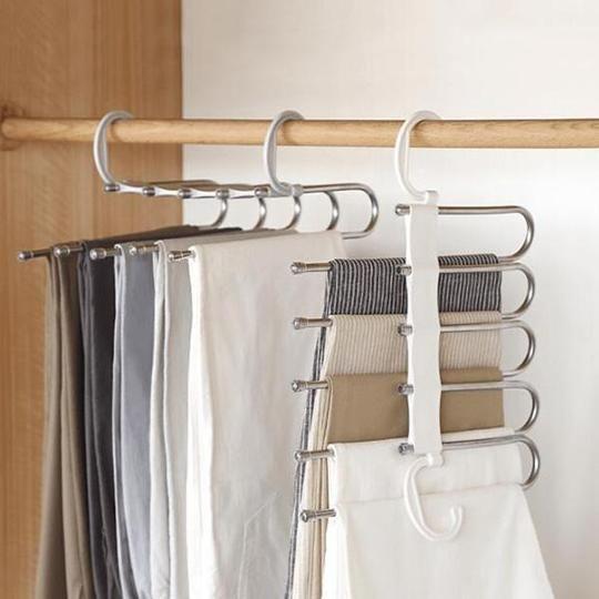 懶人必學收納技巧 讓衣櫃變實用有品味 騰出衣櫃一半空間
