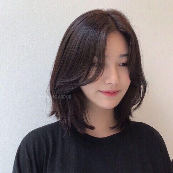 鎖骨直髮、日式精靈短髮 剪對髮型大臉秒變瓜子臉!
