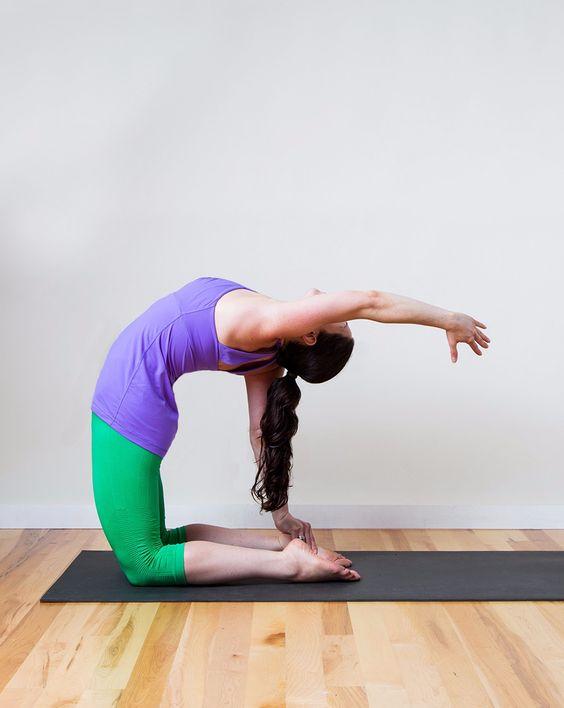 【6個瑜伽動作暖子宮】M痛到腰背痛 一文看清舒緩子宮的瑜伽動作 初學者也做得到