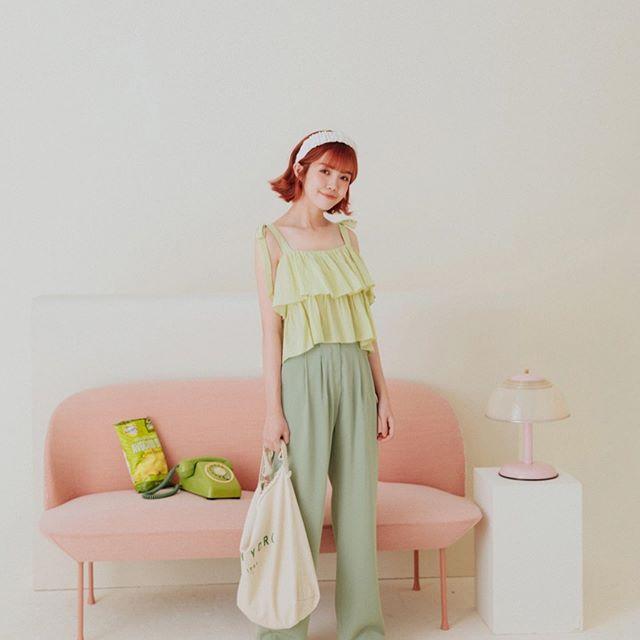 【2020夏裝穿搭色系】跟著台灣時尚KOL穿出時尚感,打造夏天最亮眼的色系穿搭