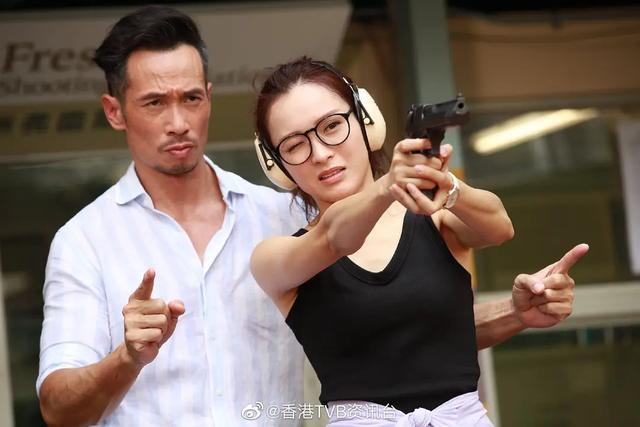 【殺手】當年遇見陳微茵,陳豪才能走出廖碧兒情傷?陳豪:她就像天使,遇見她是我的幸運