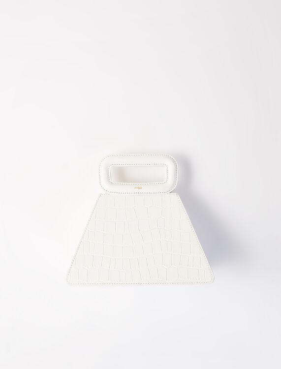 Maje Pyramid Bag