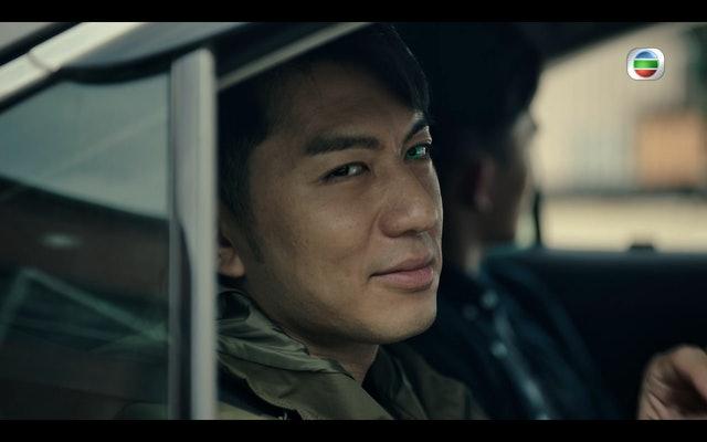 然後韋叡傑(袁偉豪飾)露出邪惡的笑容,到底「我知道講大話」指的是什麼?