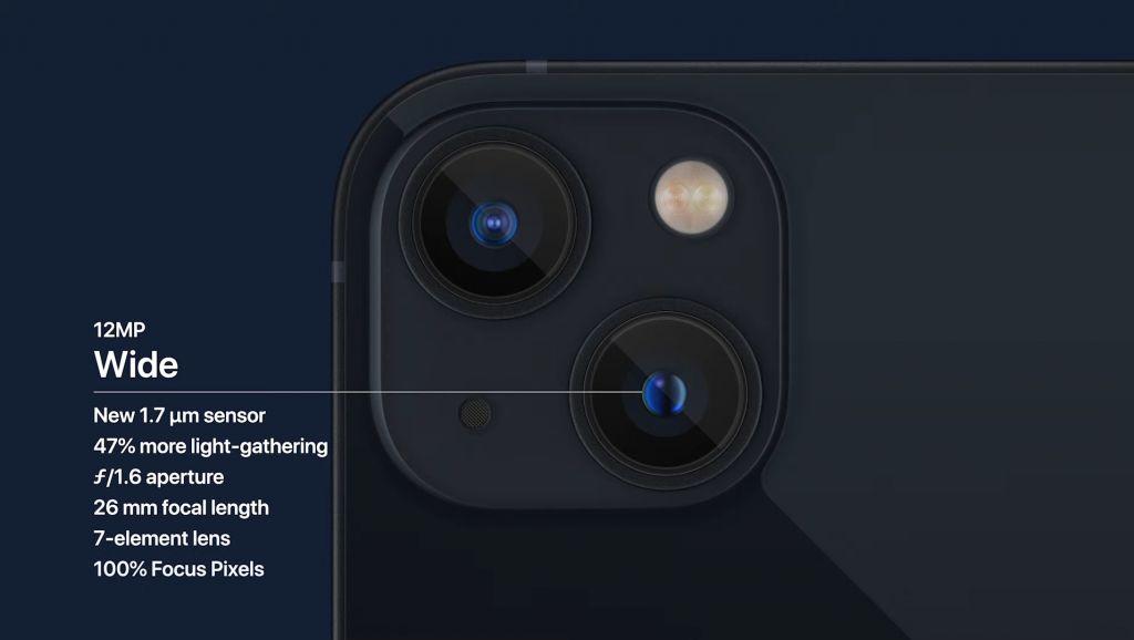iPhone 13鏡頭