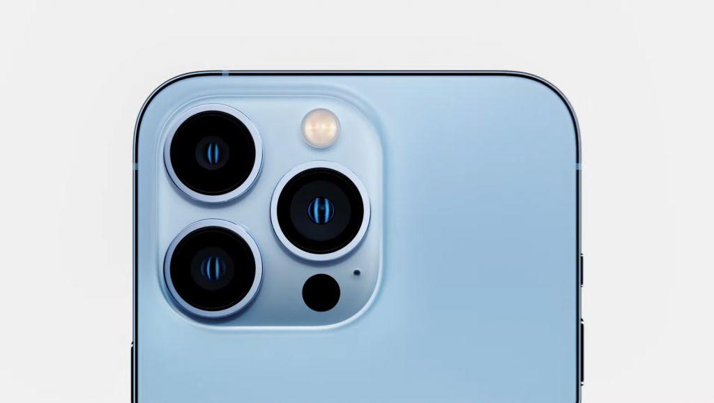 iPhone 13 Pro鏡頭