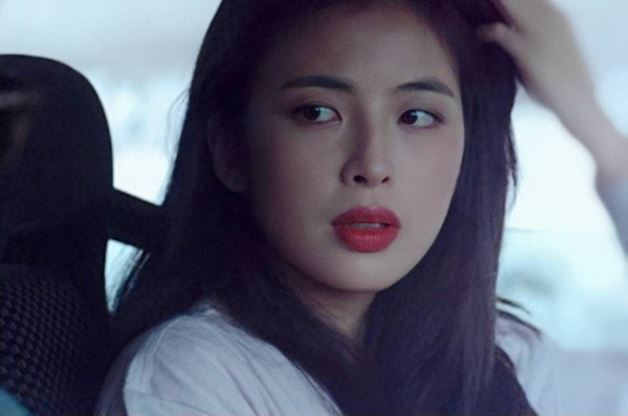 羅美薇曾與張曼玉、劉嘉玲和鍾楚紅並稱香港最有前途的女演員。
