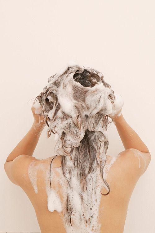 正確洗頭是需要洗兩次頭